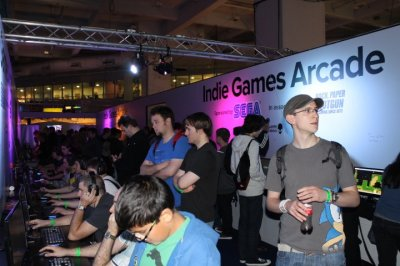Indie booth