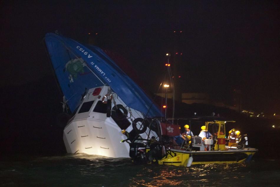 Hong Kong Ferry Disaster