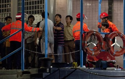 Hong Kong Boat Crash