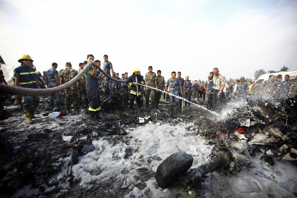Nepal plane crash pilot avoided village