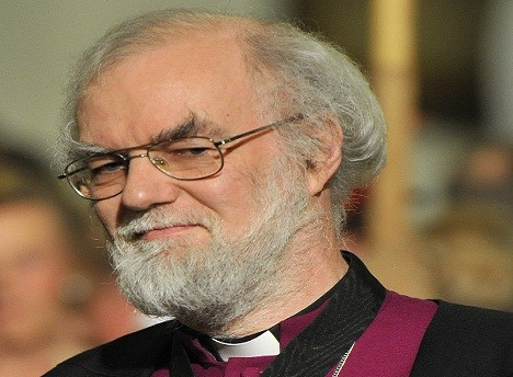 Archbishop Rowan Williams