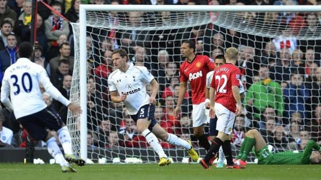 United 2-3 Spurs