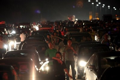 Traffic in China pic news.163.com