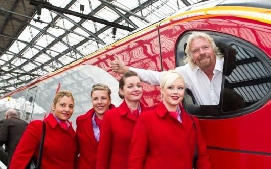 Virgin Richard Branson