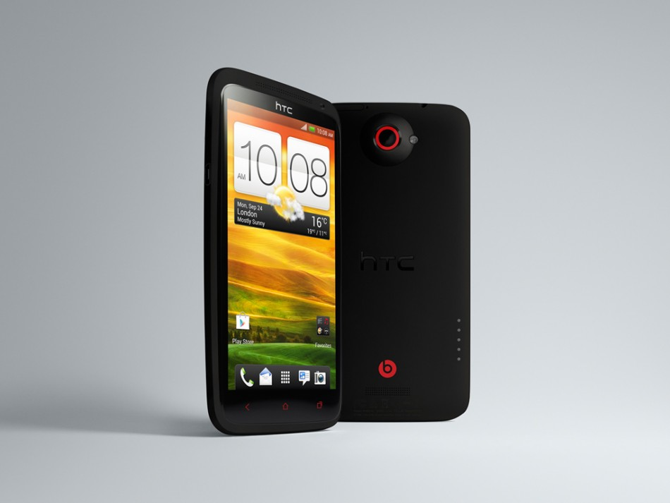 HTC One X  Launching This Month with Android Jelly Bean