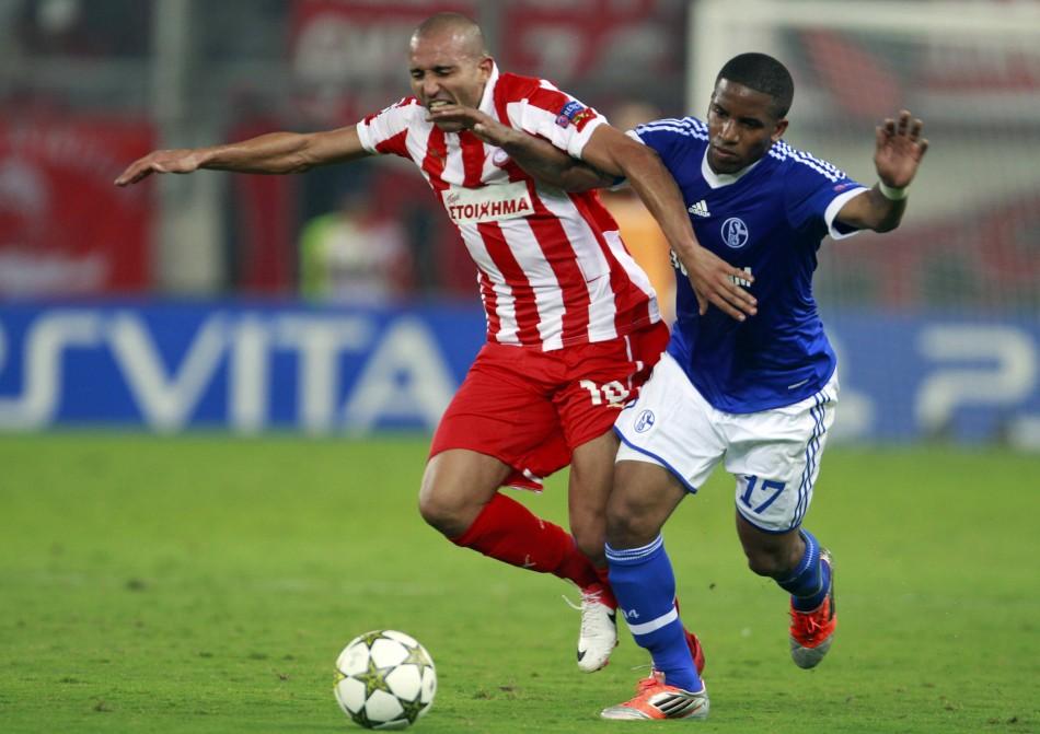 Olympiakos v Schalke 04