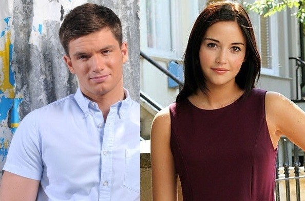 Joey and Lauren Branning