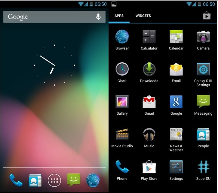 SuperNexus ROM based on Jelly Bean arrives on Samsung Galaxy Note [How to install]