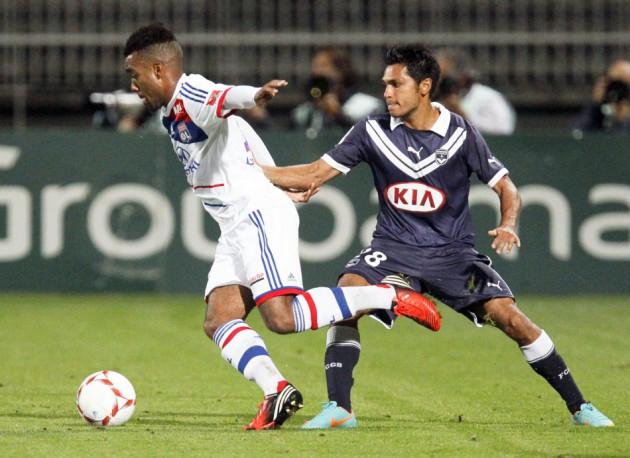 Olympique Lyon v Bordeaux
