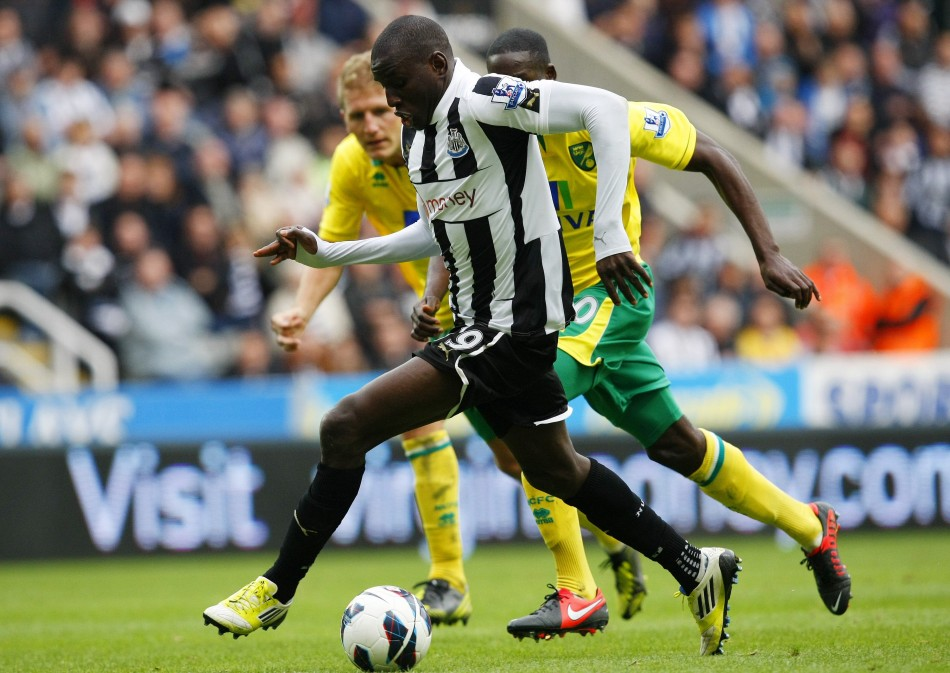 Newcastle United v Norwich City