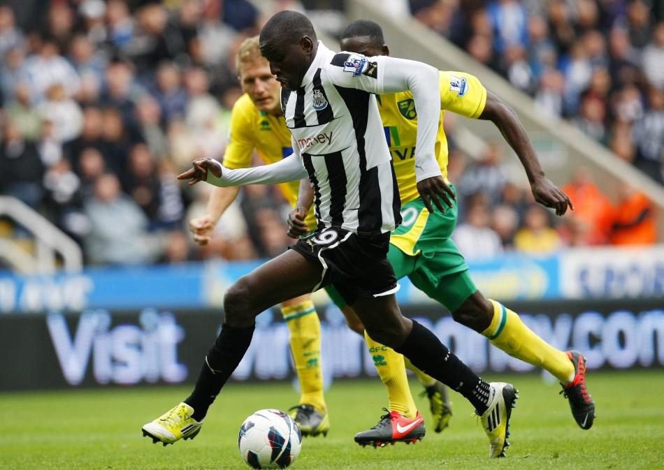 Newcastle United v Norwich City
