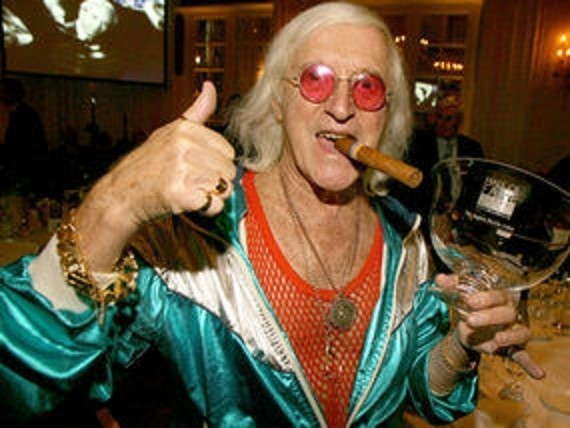 Few people knew Savile was a practicing Catholic