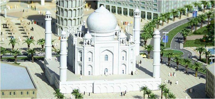 Dubai to Build Own Taj Mahal