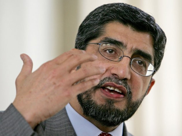 Sir Iqbal Sacranie, former Secretary General of Muslim Council of Britain (Photo: Reuters)