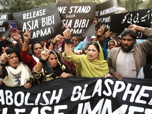 Pakistan Blasphemy