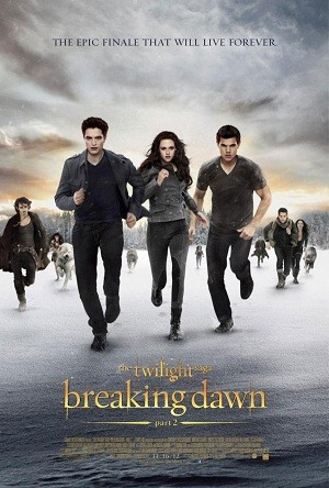 'The Twilight Saga: Breaking Dawn Part 2' New Poster and Movie Stills Revealed
