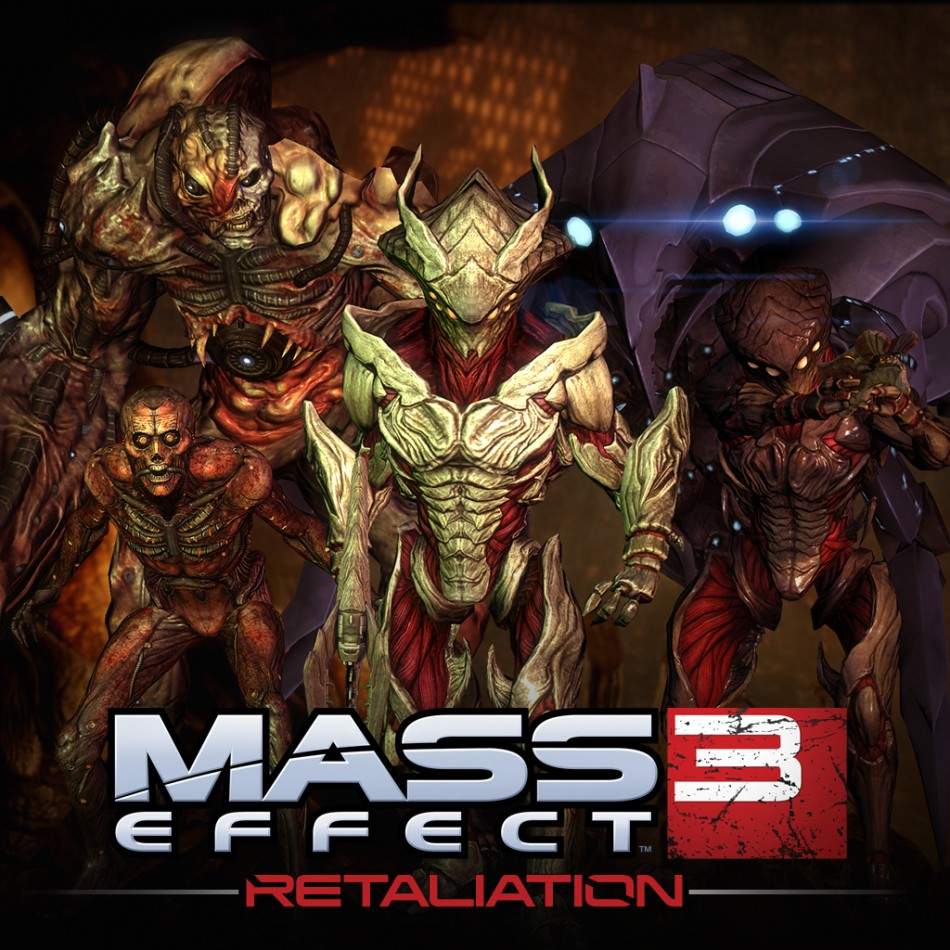 Mass Effect 3: Retaliation DLC Hits Multiplayer Platform Next Week
