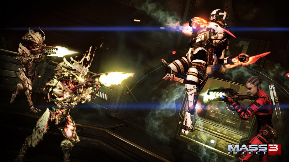 Mass Effect 3: Retaliation Multiplayer DLC Coming Next Week