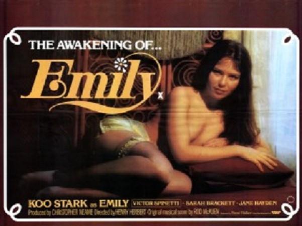 Koo Stark in 'Emily'