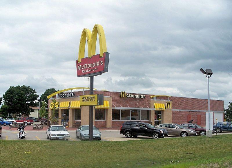 7. McDonald's