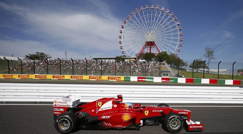 2012 F1 Japanese Grand Prix