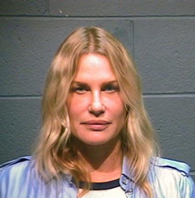 Star Mugshots: Daryl Hannah Arrested over Pipeline Protest in Texas