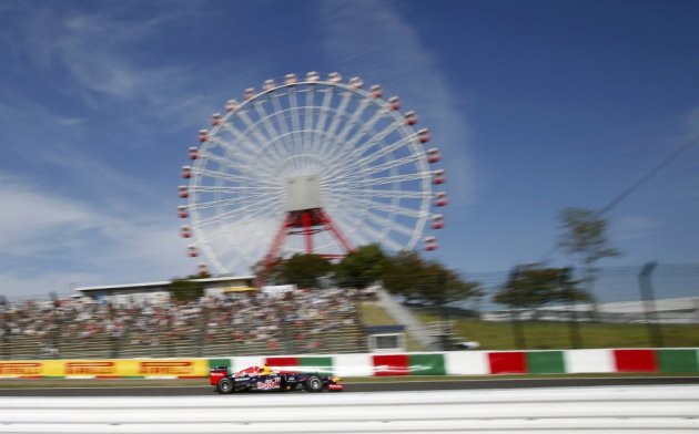 F1 Japanese Grand Prix 2012