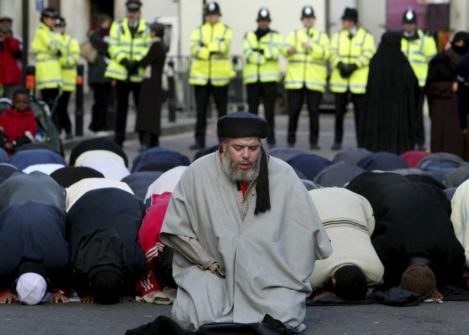 Abu Hamza Extradited