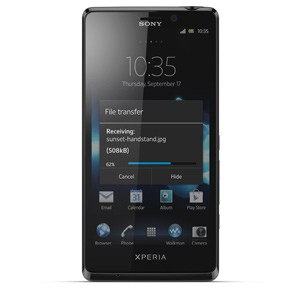 Update Sony Xperia T to Jelly Bean via CM10 Custom Firmware [How to Install]