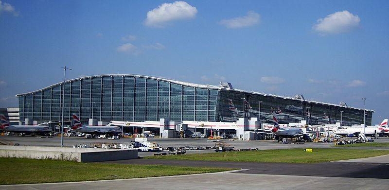 London Heathrow Airport Terminal 5