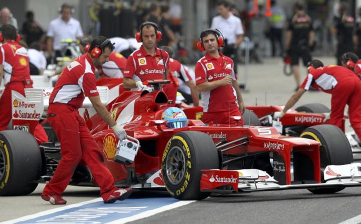 2012 Formula 1 Japanese Grand Prix