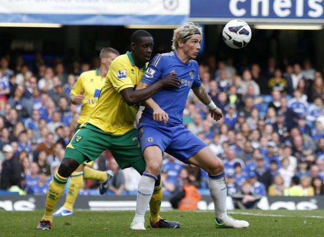 Chelsea v Norwich City