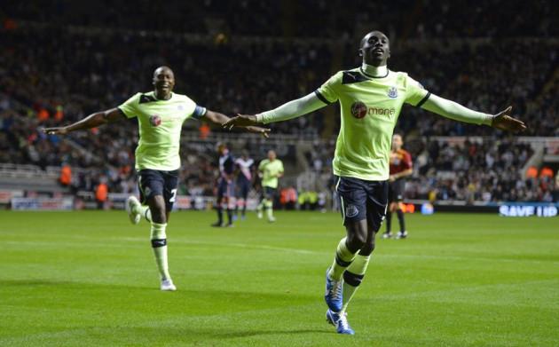 Newcastle United v Bordeaux