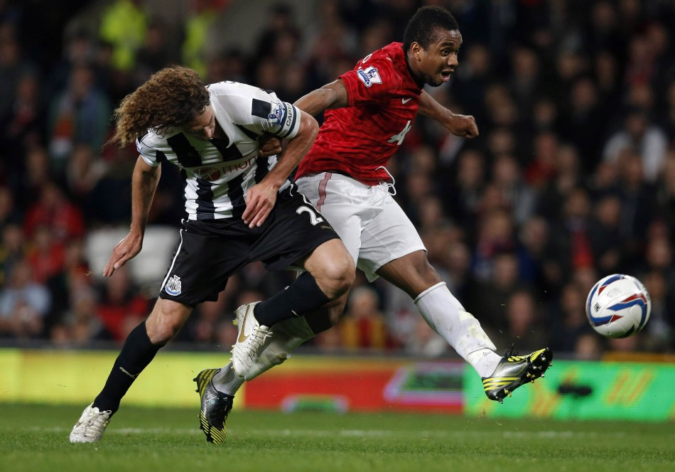 Manchester United v Newcastle United