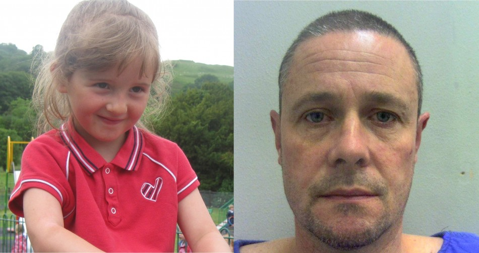 Missing April Jones and the murder suspect Mark Bridger