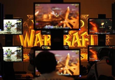 World of Warcraft Mists of Pandaria (Photo: Reuters)