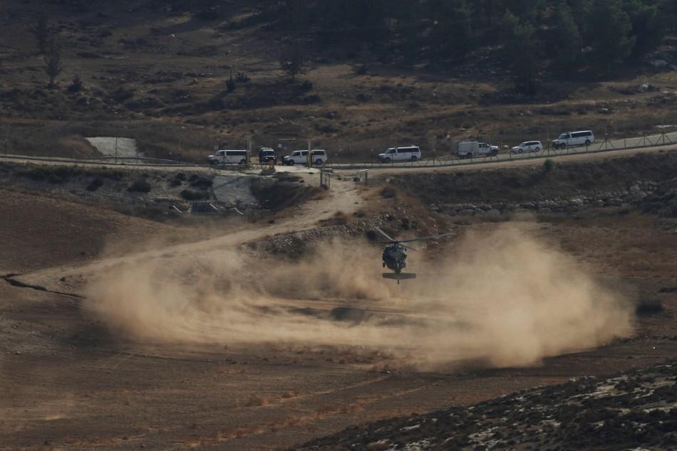 Gaza strip tensions