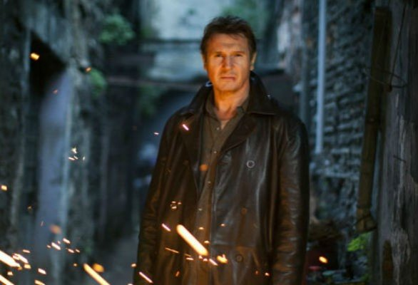 Liam Neeson in Taken 2