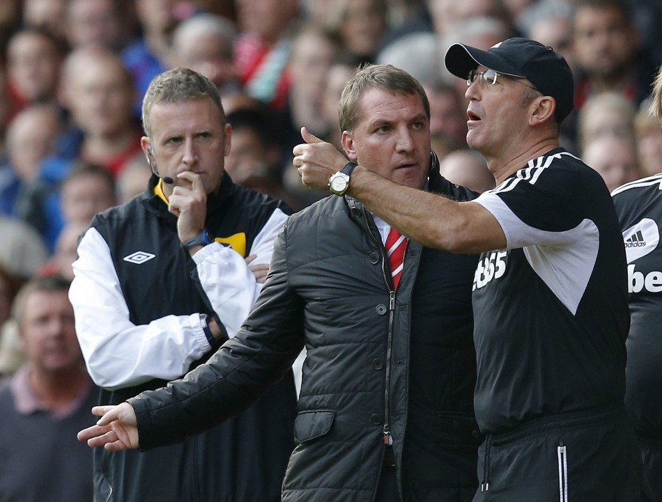 Rodgers - Pulis
