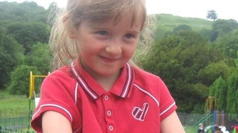 April Jones has been missing since 1 October