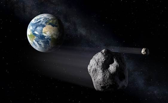 Asteroid could hit earth in 2036