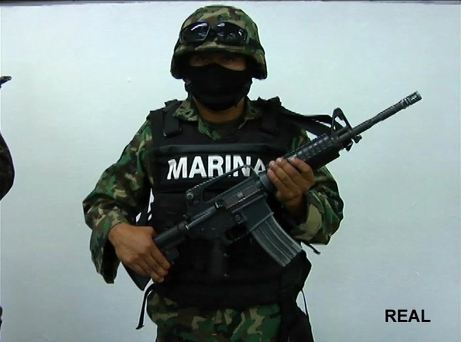 Mexico navy