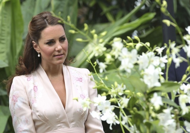First engagements without William for Kate