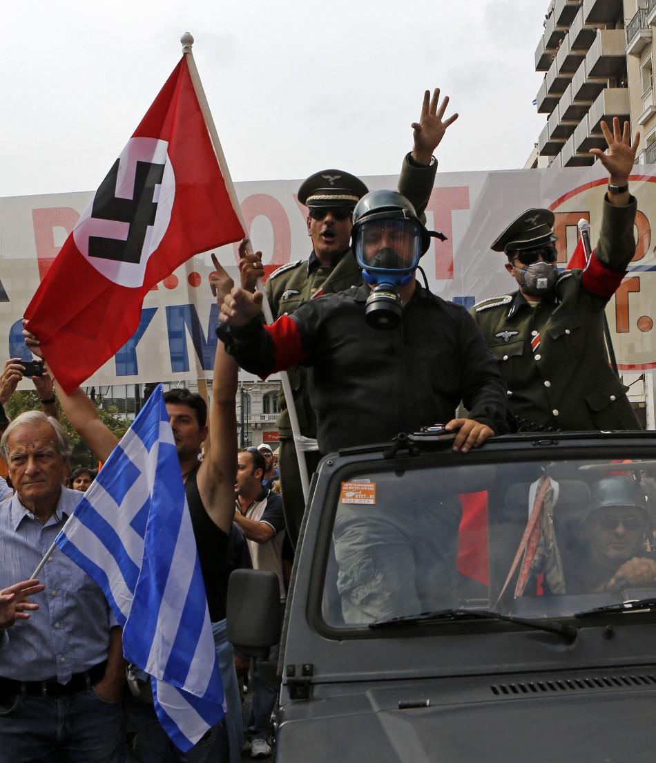 No to a Fourth Reich