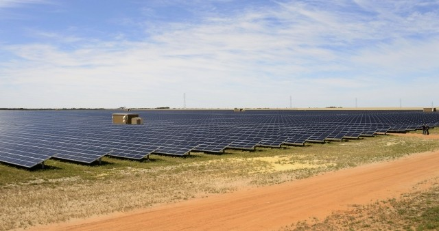 Greenough River Solar Farm