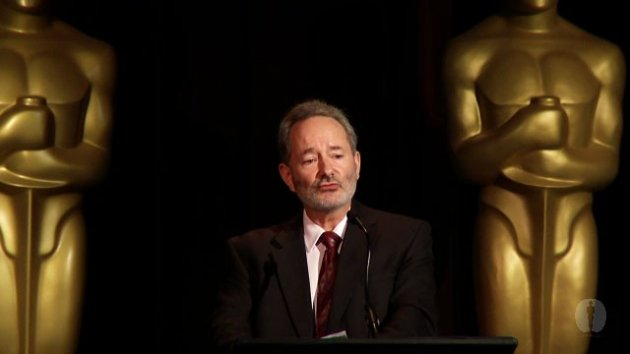 Peter Samuelson, Hollywood producer of such films as Arlington Road, Revenge of the Nerds (Photo: Still video footage by the academy of motion picture arts and sciences)