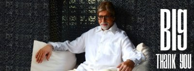 Amitabh Bachchan Turns 70