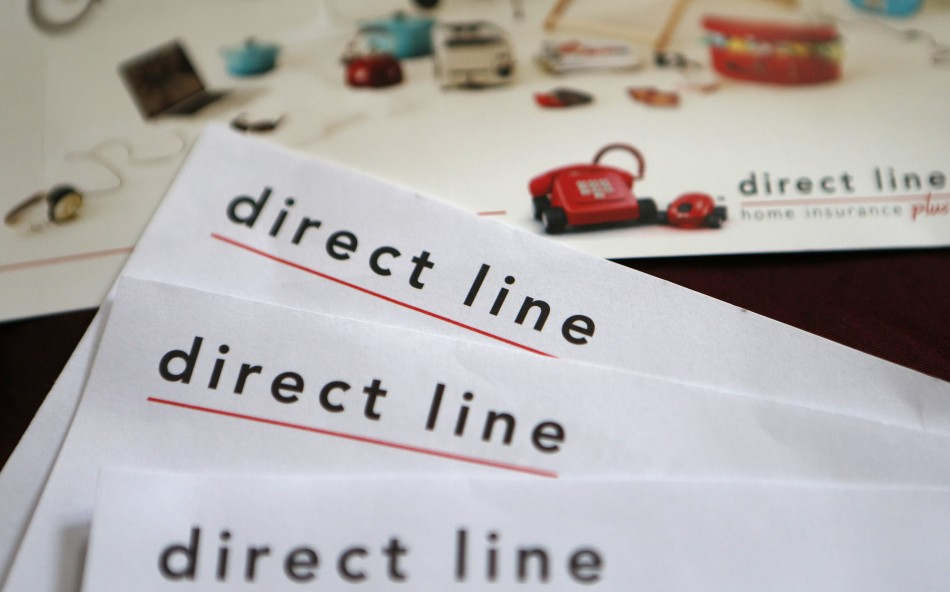 Direct Line reports a decline