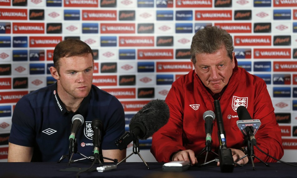 Rooney - Hodgson