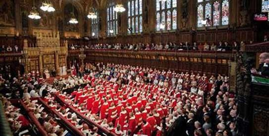 House of Lords (Photo: Reuters)